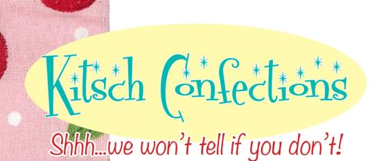 Kitsch Confections - Alvin, TX - homemade baked goods, cakes, cookies, fudge and candy!
